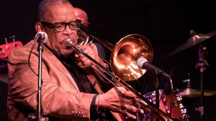 f42043c439f0 Fred Wesley   The New J.B.s! at Ronnie Scott s