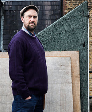Jeremy Herrin, photographed for the FT in Soho, London