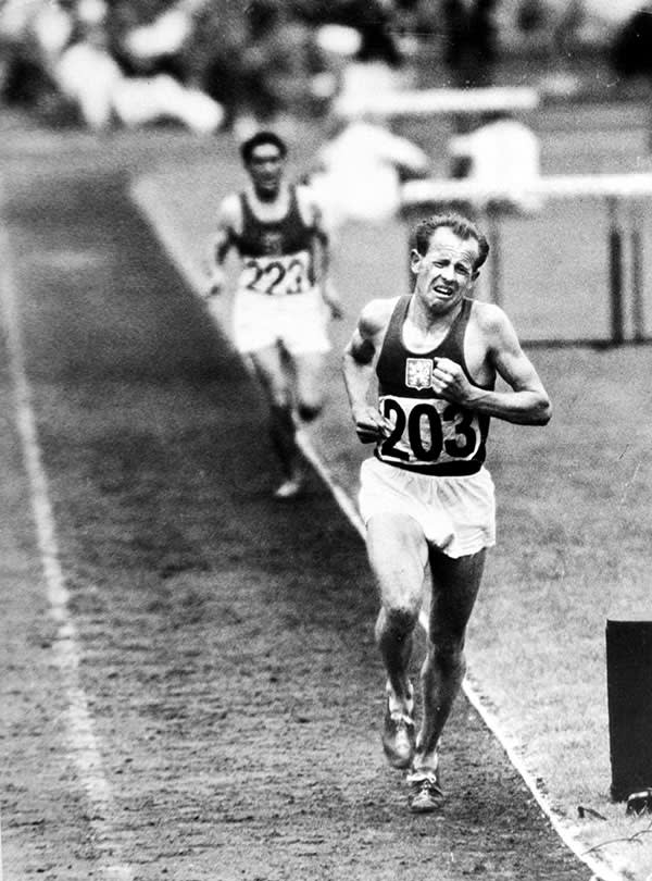 Endurance The Extraordinary Life and Times of Emil Zatopek
