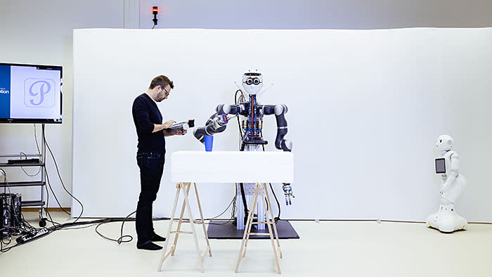 Germany's Cyber Valley aims to become leading AI hub