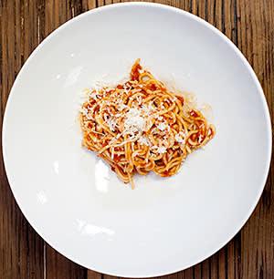 Pasta substitute