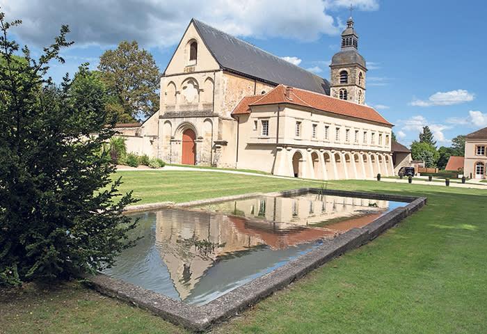 Hautvillers Abbey