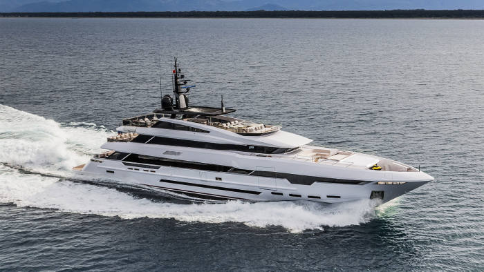 Super Size My Superyacht The Quest For Bigger Boats And Gadgets