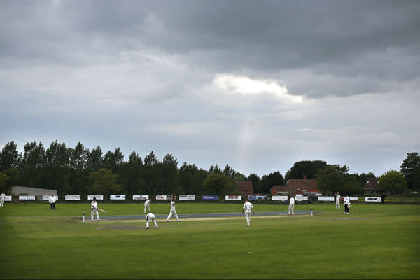 Potterne cricket team