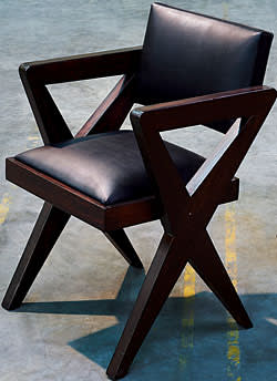 Cinema chair (1950) by Pierre Jeanneret