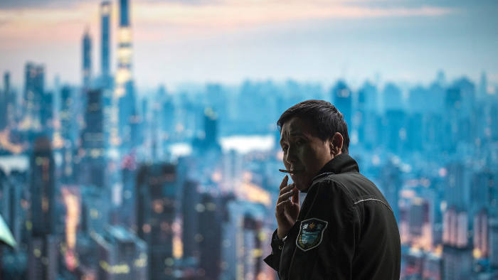 National habit: about half of men in China are regular smokers