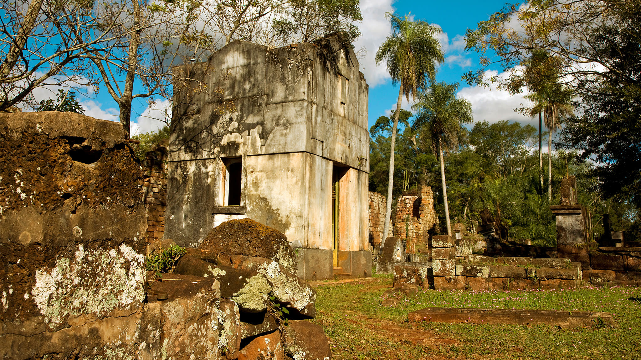 Forgotten Jesuit sanctuaries in the jungles of Argentina | Financial Times