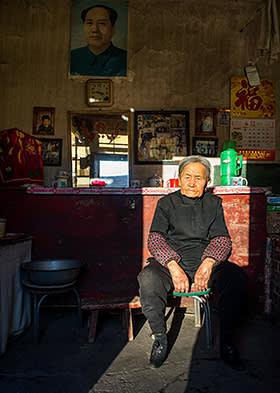 Zhang Xiantu, a Chinese 'comfort woman'
