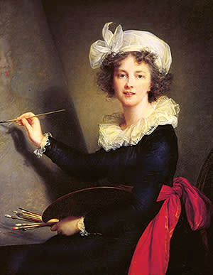 'Self-Portrait' (1790)