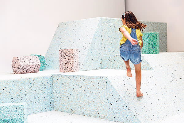 The Brutalist Playground (2015) at the Royal Institute of British Architects
