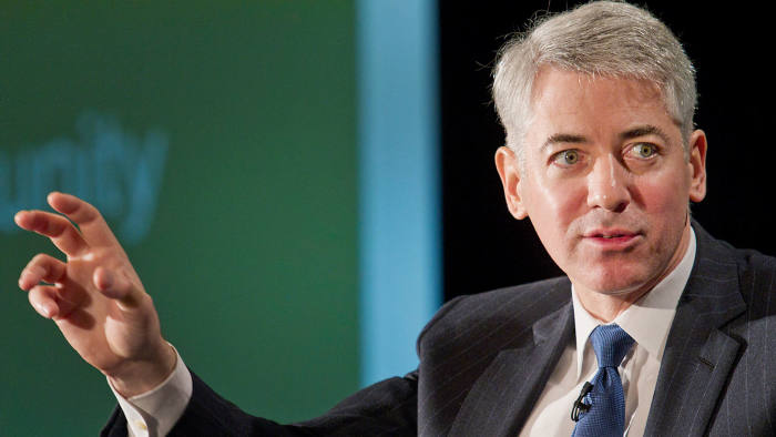 Bill Ackman at the Canadian Pacific Railway Town Hall Meeting