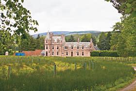 Breda House, a seven-bedroom baronial mansion