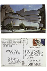 On Kawara's 'Jun10 1975'