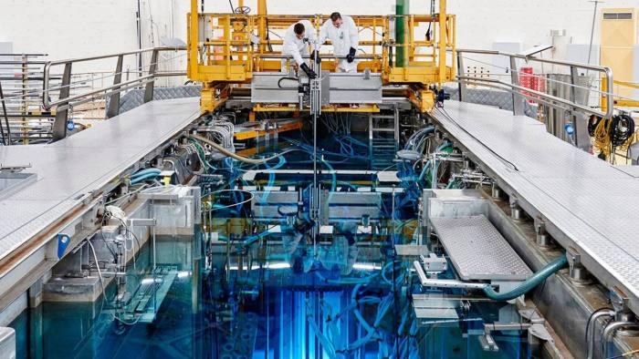 Thorium power plant, NRG, Netherlands