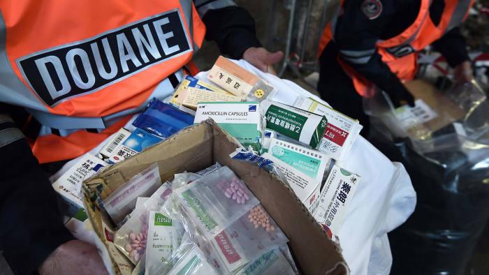 EU intensifies fightback on counterfeit goods | Financial Times
