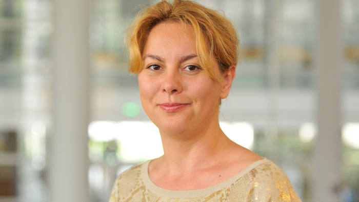 Miruna Radu Lefebvre, chair of Family Entrepreneurship and Society at Audencia Nantes Schools of Management