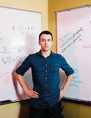 Nate Soares, research fellow, Machine Intelligence Research Institute