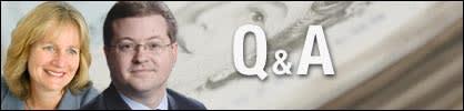 Personal finance Q&A