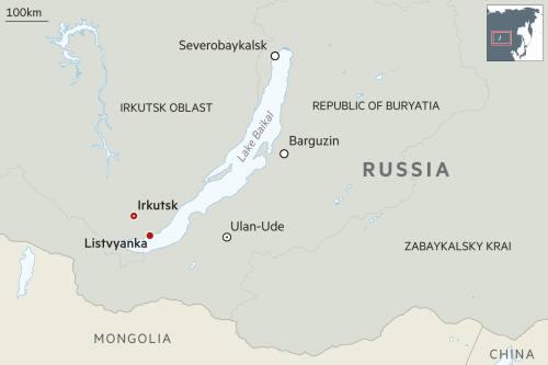 China land grab on Lake Baikal raises Russian ire ... on slavic russia map, ural mountains russia map, siberia russia map, lake ladoga russia map, volga river russia map, vladivostok russia map, lake balkhash russia map, mt. elbrus russia map, kalmykia russia map, caucasus mountains russia map, pechora river russia map, yamal peninsula russia map, tuva russia map, altai krai russia map, aral sea map, samarkand russia map, india russia map, novgorod russia map, north pole russia map,