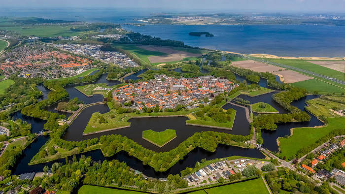 Can Netherlands' ground-shifting plan prevent flooding