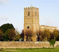 All Saints' church in Norton