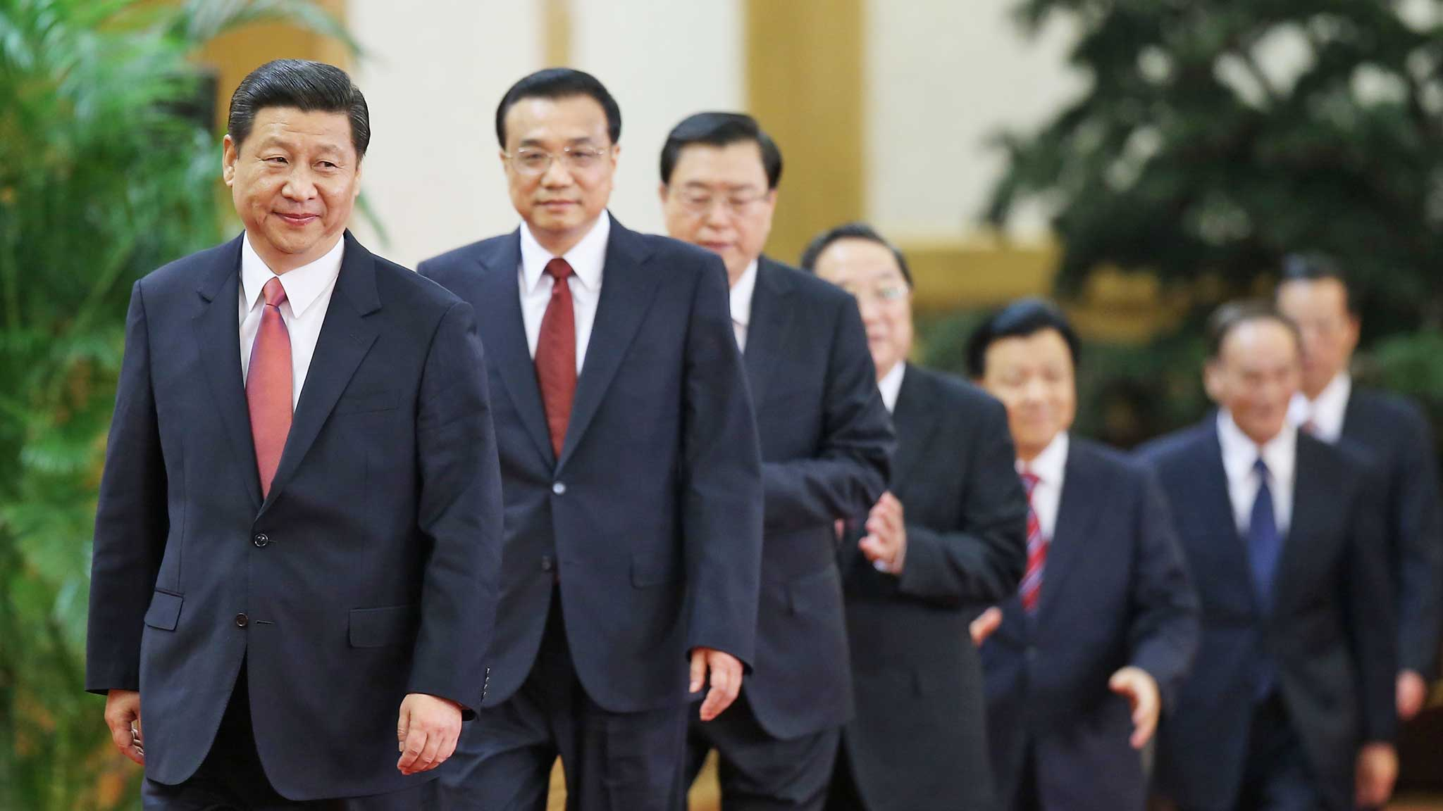 China's leaders warn on financial risks   Financial Times
