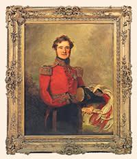 Portrait of Lord Raglan