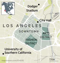 Los Angeles\' Arts District lures developers — but loses ...