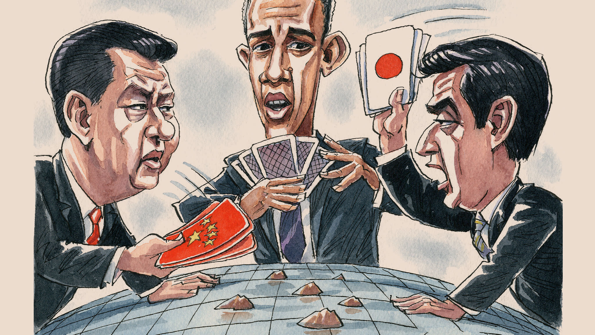How to avoid war in the East China Sea | Financial Times
