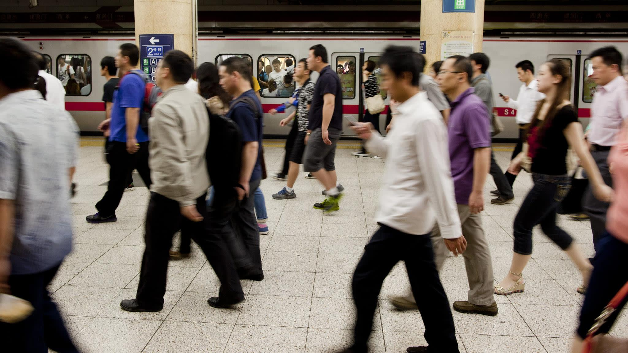 Commuters' daily drudge is a problem for employers too | Financial Times