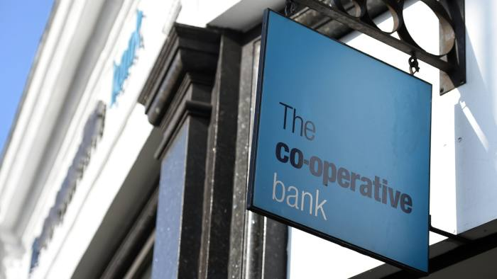 Co-op Bank has struggled since 2013 when a £1.5bn capital hole emerged in its books