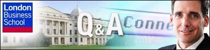 London Business School Q&A