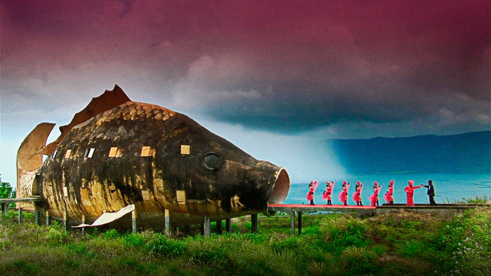 A scene from 'The Act of Killing'