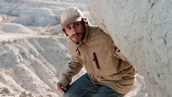 'Desierto' featuring Gael García Bernal