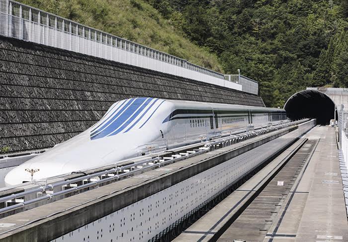Japan's new maglev train line runs headlong into critics | Financial