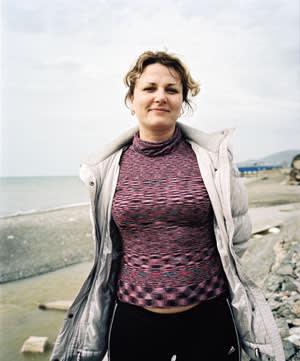 Katya Primakova, Adler, Sochi region, 2009