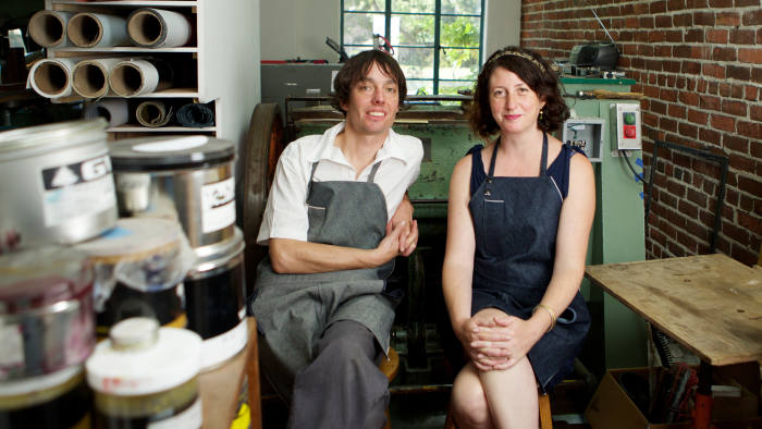 The ex-factor: separated couples who stay together in business