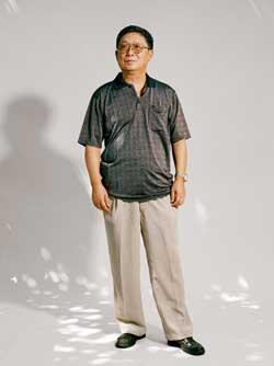 Portrait of Gu Yaoqi