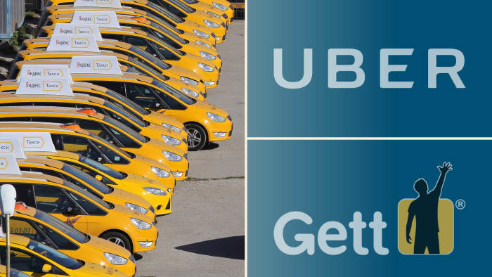 Yandex Taxi slashes fares to stay ahead of Uber and Gett   Financial