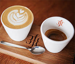 Coffee at 3FE