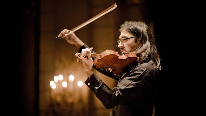 LSO International Violin Festival, Barbican Centre, London