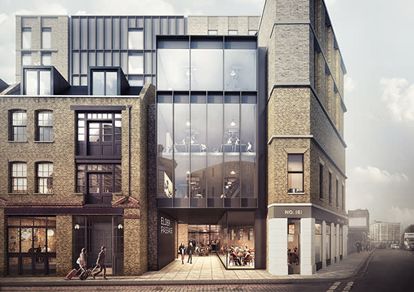 Norton Folgate development