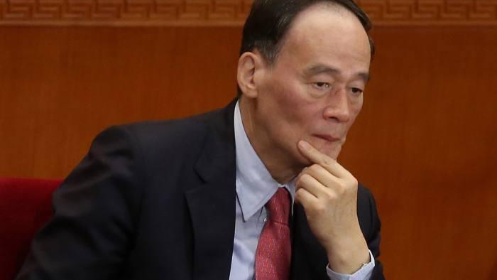 Wang Qishan: China's anti-corruption tsar and one of its most powerful politicians