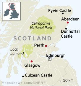 Chart: Scotland