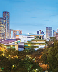 Singapore Management University: Lee Kong Chian