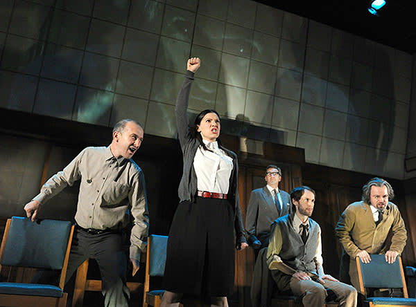 The recent stage adaptation of '1984' by Headlong theatre company