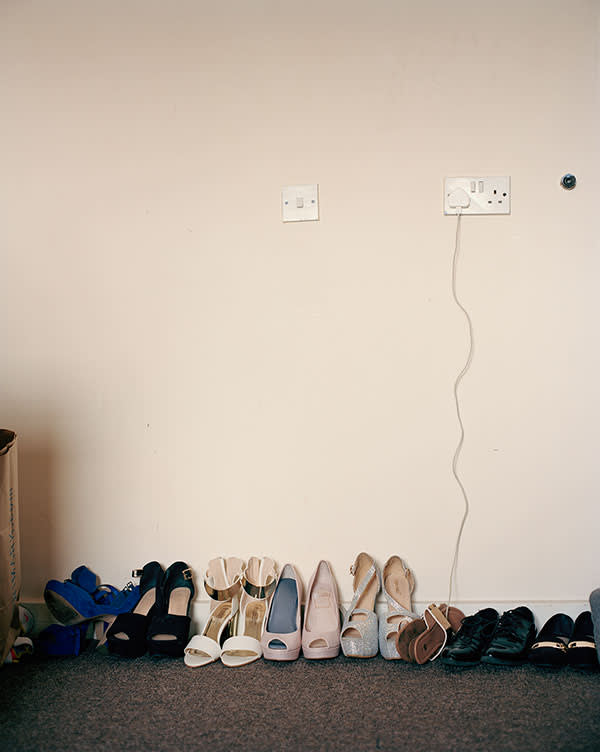 Brookemorgan's collection of shoes