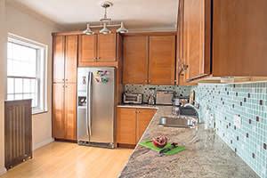 Steven Levitt's kitchen