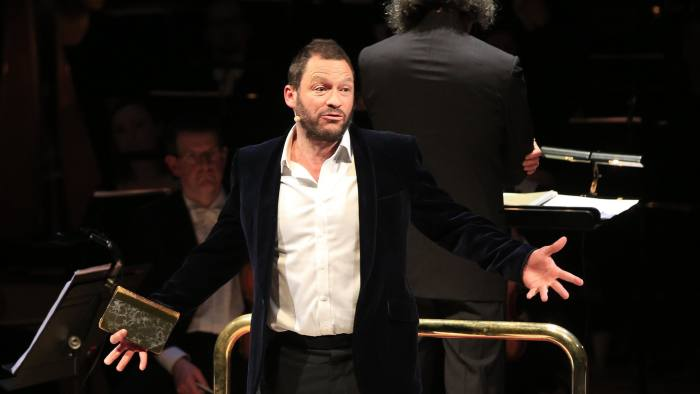 Shakespeare gala concert, Royal Festival Hall, London — 'Coherent