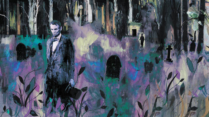 Lincoln in the Bardo by George Saunders — unquiet souls